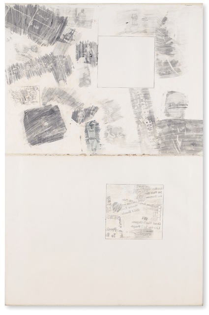 , 'Allocation I,' 1969, Offer Waterman