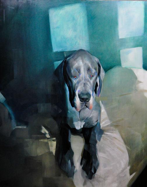 , 'Solomon, åmynningsvägen,' 2015, Abend Gallery