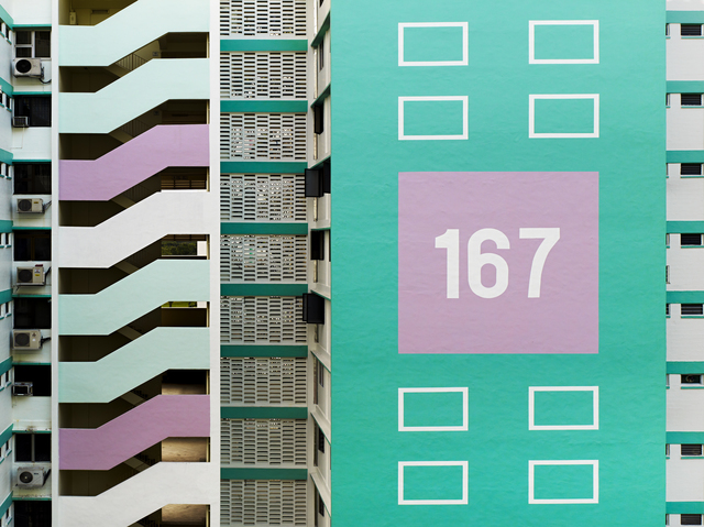 , 'Block #167, Singapore,' , REDSEA Gallery