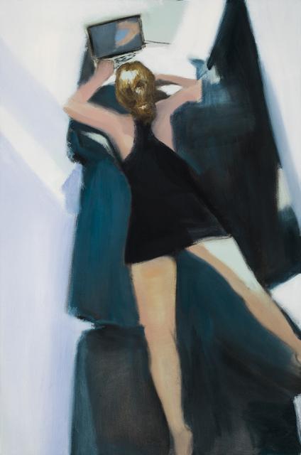 , 'Vanessa,' 2013, Galleria Pack
