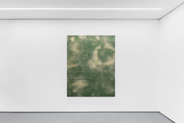 Manuel Tainha, 'Untitled', 2019, Painting, Bleach on cotton, Foco
