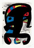 Joan Miró, El Rei Garrell