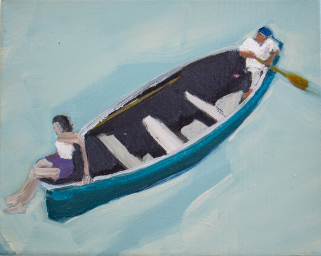 , 'opposite ends of the boat,' 2013, 571 Projects
