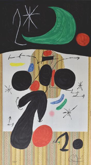 Joan Miró, 'Interior and Night | Intérieur et nuit', 1969, Gilden's Art Gallery