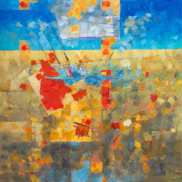 David Adams, 'Tumbling in the Wind', 2018, CODA Gallery