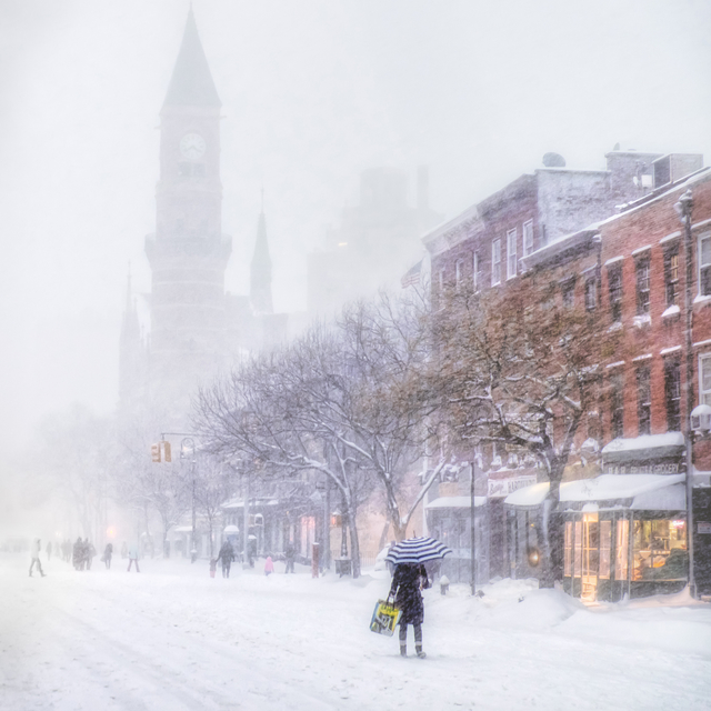 , 'The Big Blizzard,' 2019, The Galleries at Salmagundi