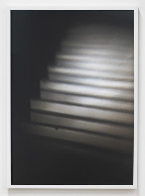 , 'Stairs,' 2018-2019, Magenta Plains