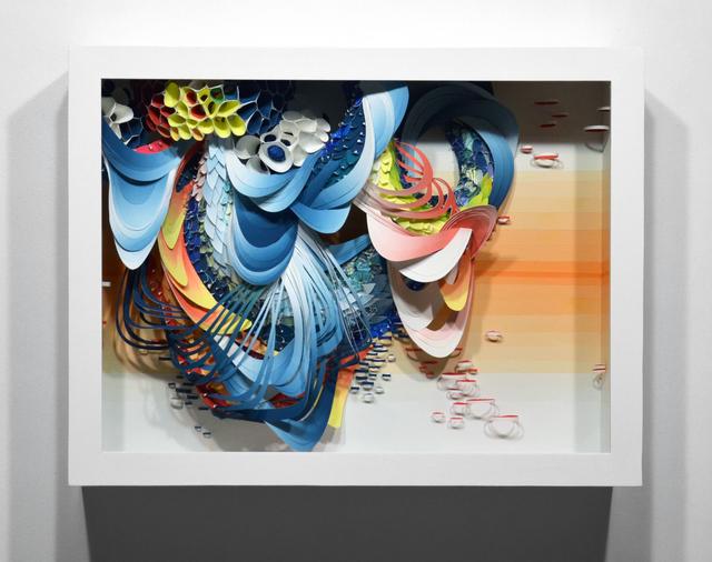 , 'Spectrum: Bio Interloper II,' 2014, Hashimoto Contemporary