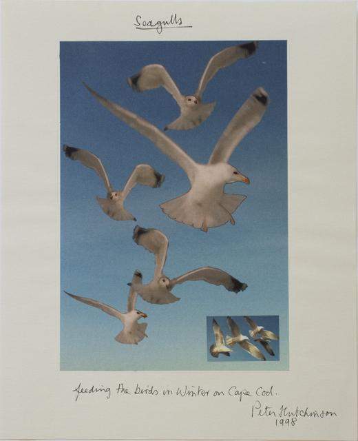 , 'Seagulls,' 1998, Gaa Gallery