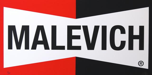 , 'Malevich,' 2015, Jealous Gallery