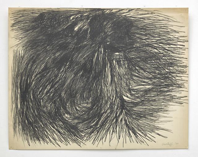 Sonia Gechtoff, 'Untitled', 1960, David Richard Gallery