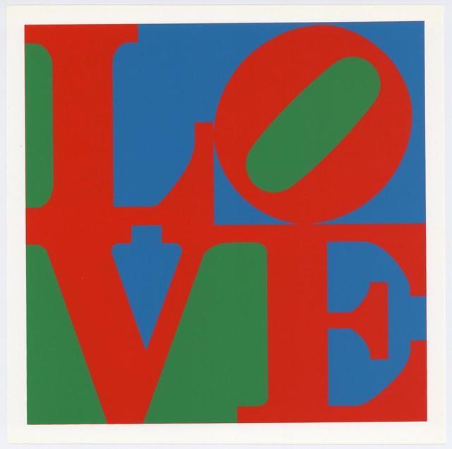 Robert Indiana, 'LOVE', 1971, Artsnap