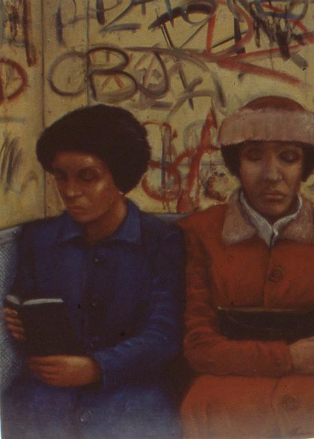 Matthew Mayer, '1984 Subway', 2018, MvVO ART