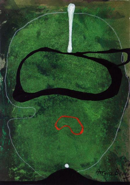 , 'Green-Green 3,' 2014, Matthew Liu Fine Arts