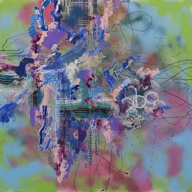 Yuni Lee, 'Techno Genesis', 2017, Ro2 Art