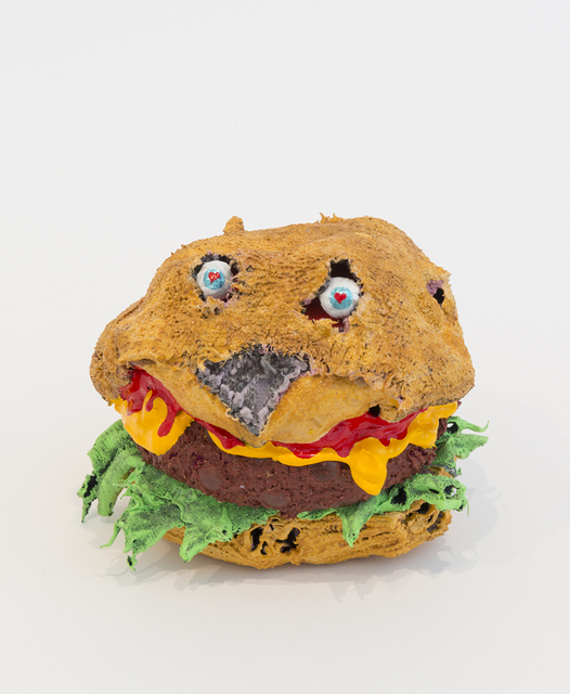 , 'Sweet Heart Burger ,' 2017, Joshua Liner Gallery