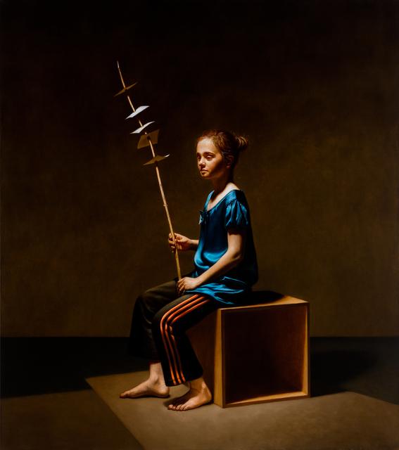 , 'Endlose Gegenwart,' 2015, Maerzgalerie