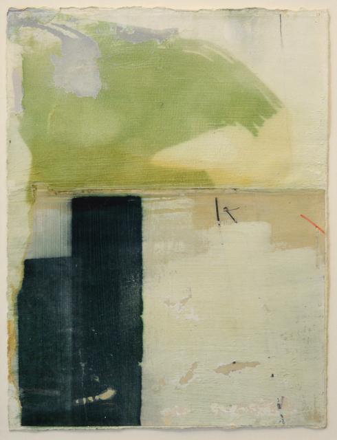 , 'Construction I,' 2018, &Gallery