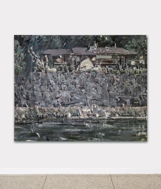 Jang Jae Min, 'Riverside House 어떤 집', 2018, Phosphorus & Carbon