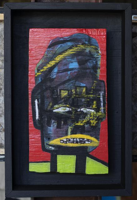 Tyree Guyton, 'Lookin in', 2016, MARTOS GALLERY