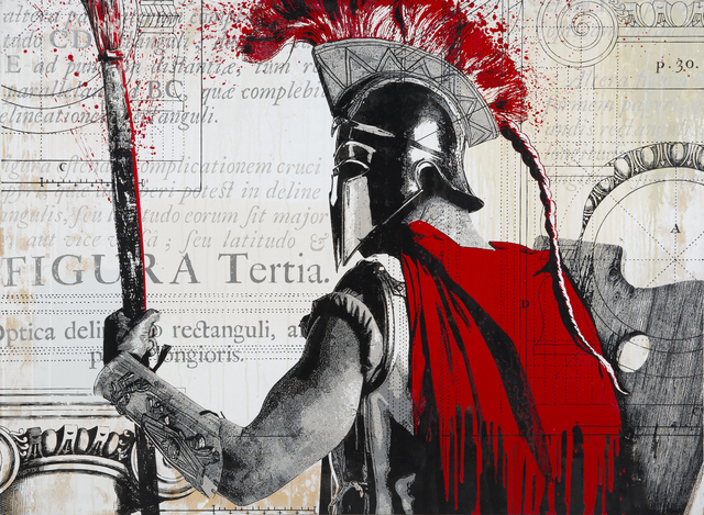 Nomade, 'Figura Tertia', 2010, Julien's Auctions