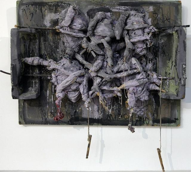 Ales Faley, 'Little Swans Dance', 2010, Ma.Ma. Art Gallery