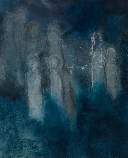 Anne Slaughter, 'The Night Gathering', 2014, Les Yeux du Monde Gallery