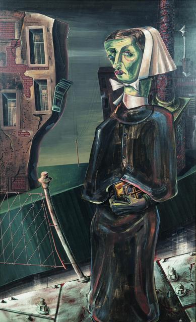 , 'Krankenschwester,' ca. 1936, Galerie Valentien