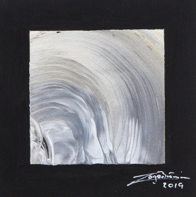 , 'Metallic Waves No 1,' 2019, Contemporary Gallery CH