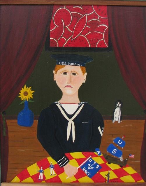 , 'USS Dubuque,' 2014, Beth Urdang Gallery