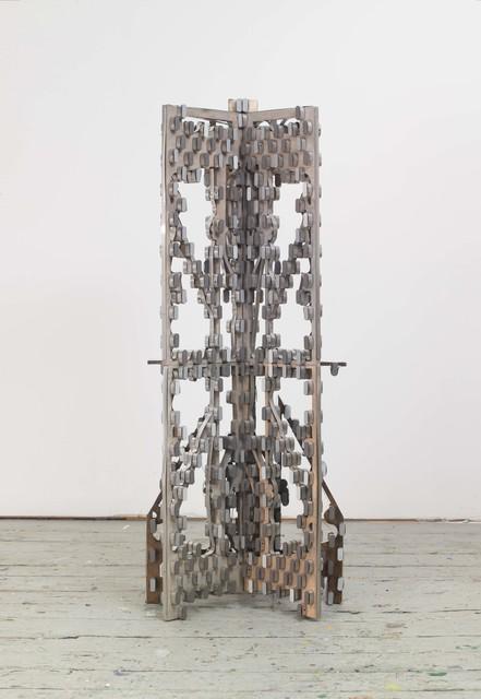 , 'Thirty Point Star,' 2017, Night Gallery