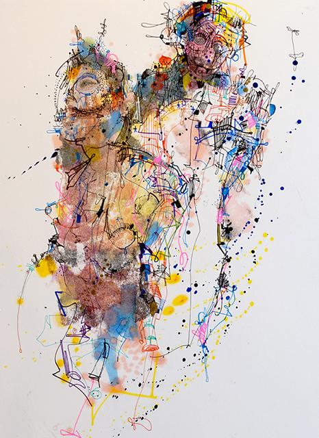 , 'Crossbreeding,' 2017, AFA Gallery