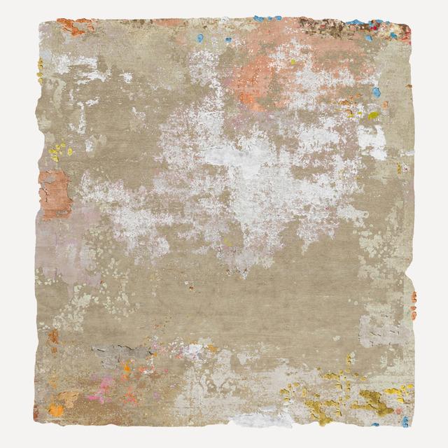 , 'Brage Raw Ice Cut Diamond Dust,' 2018, FROZEN PALMS GALLERY