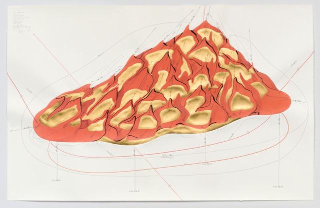 , 'Hauro-Algorithmus (1),' 2015, Michael Fuchs Galerie