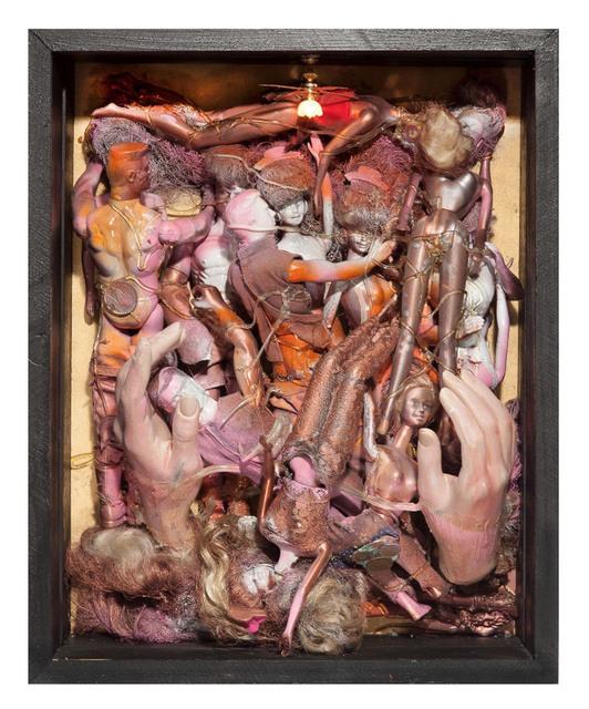 , 'Life is a fucking mess,' 2019, Van Bavink Gallery