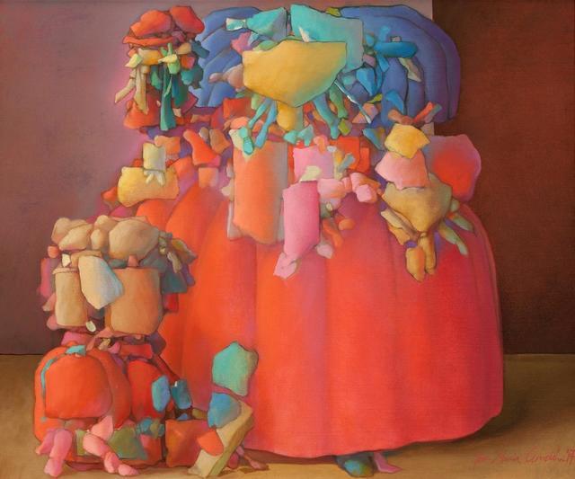 , 'Menina with Dwarf,' 2017, Callan Contemporary