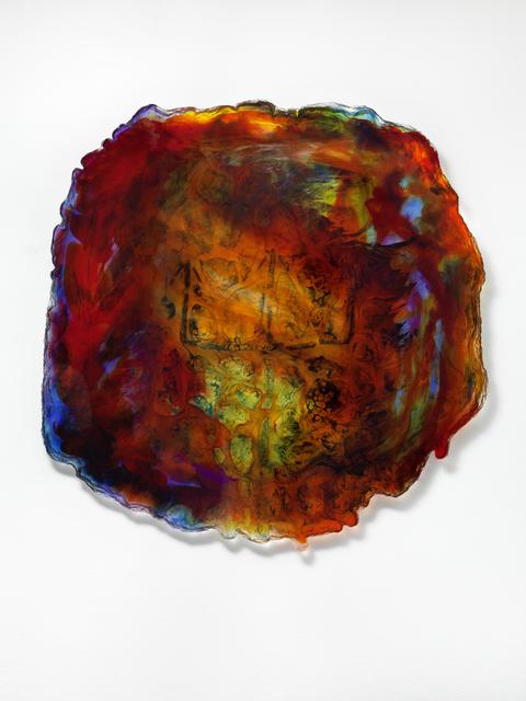 , 'Depression Elevations (Poseidon Arbore),' 2017, Galerie nächst St. Stephan Rosemarie Schwarzwälder