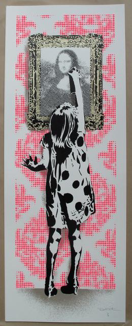 The Dotmaster, 'Indigo Gets Up', 2015, Imitate Modern