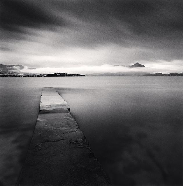 , 'Evening Walk, Isola dei Pescatori, Lake Maggiore, Italy,' 2008, Robert Mann Gallery