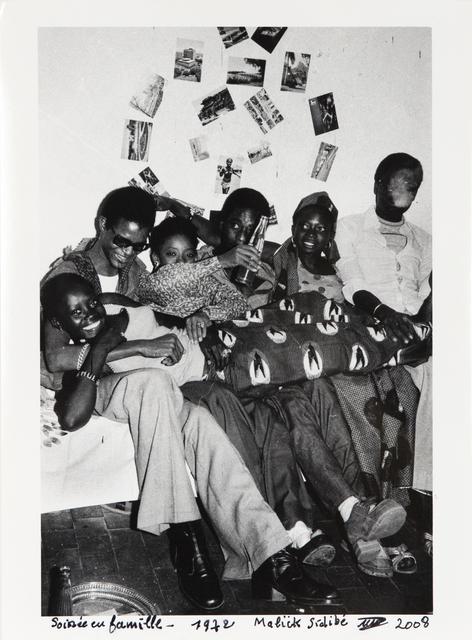 , 'Soiree eu famille,' 1972, Jack Shainman Gallery
