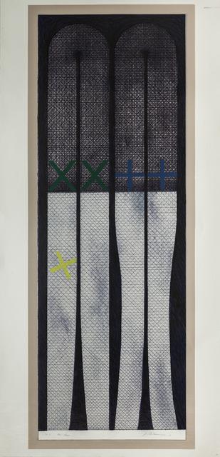 , 'He/She, CTP I,' 2002, Tufenkian Fine Arts