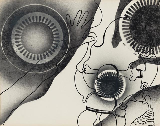, 'Untitled (Robots),' 1965, Simone Subal