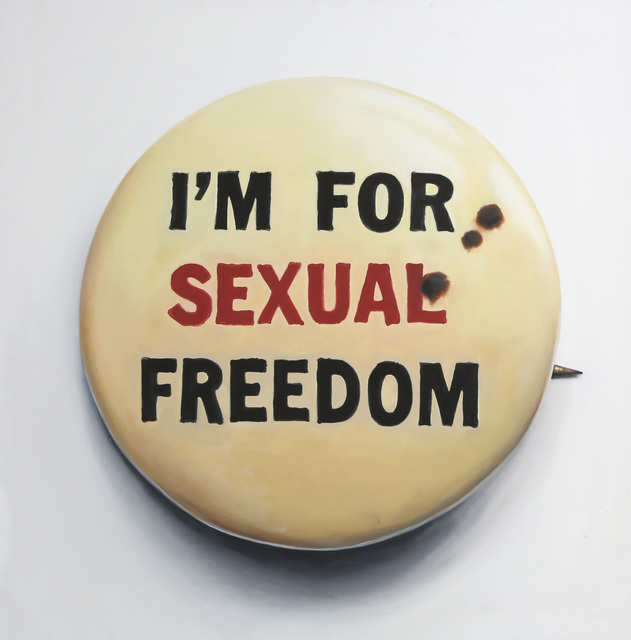 Lucas Price, 'Im For Sexual Freedom', 2015, Chiswick Auctions