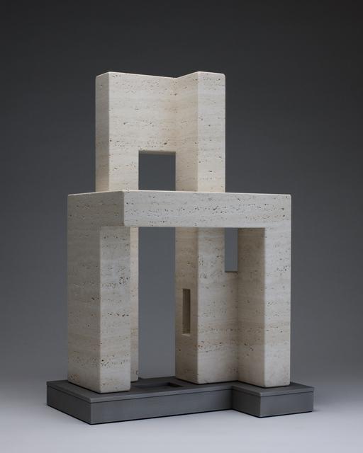 , 'Edifice No. 21,' 2018, William Havu Gallery