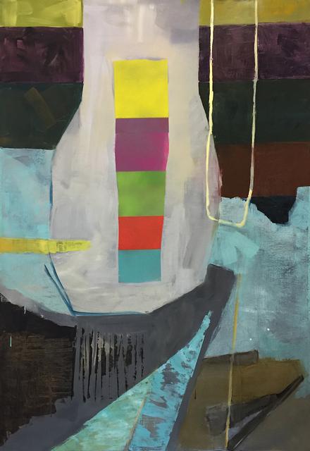, 'Prismatic Band in a Dusky Hour,' 2017, John Davis Gallery