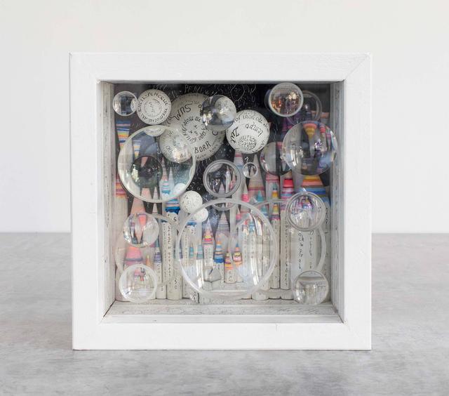 , 'Pencil-Pencelle Theme,' 1969-2017, Michael Rosenfeld Gallery