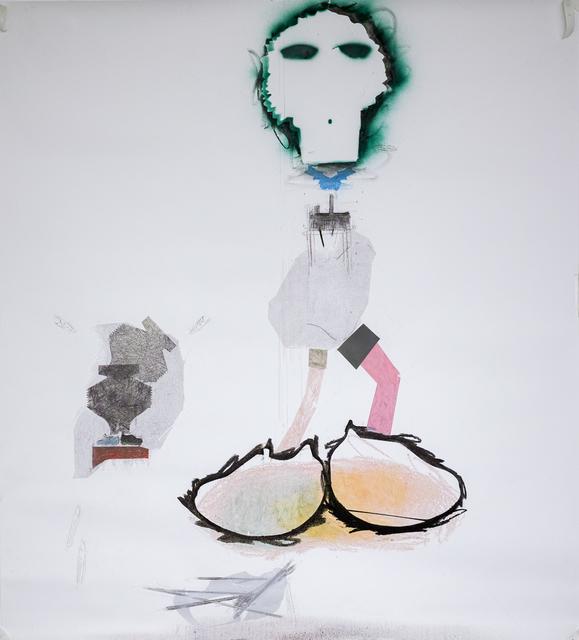 , 'big boss junior,' 2017, Lukas Feichtner Gallery