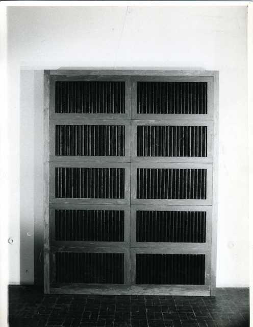 , 'Sarcophagus,' 1988, Allegra Nomad Gallery