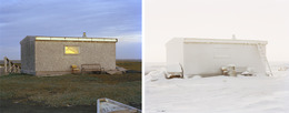 , 'Barrow Cabins 03,' Summer 2010-Winter 2012, G. Gibson Gallery