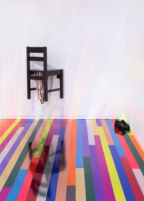 Jim Lambie, 'Don't Fight It, Feel It', 2015, Roslyn Oxley9 Gallery